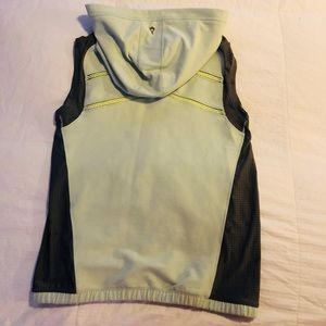 Ivivva  vest with hoodie size 12